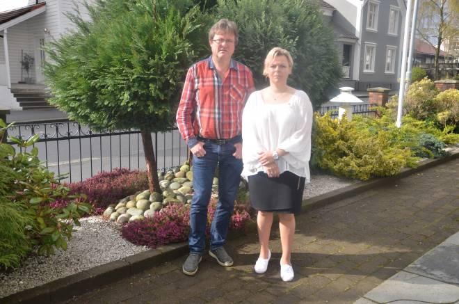 Roy Erling Furre og Hilde-Marit Rysst