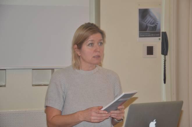 Advokat Elisabeth Bjelland