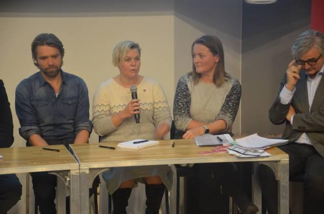 Christian Grimsgaard, Hilde-Marit Rysst, Una Alma Skatvold og Peter Aaslestad