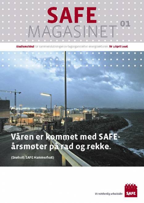 SAFE Magasinet 2006 Nr 1