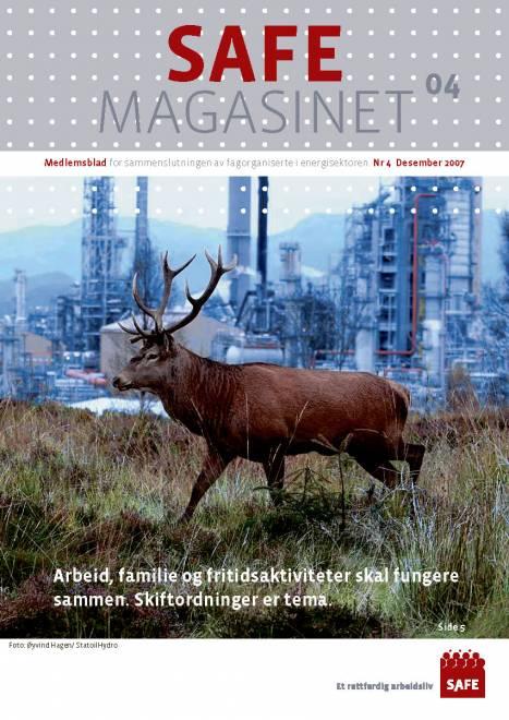 SAFE Magasinet 2007 Nr 4