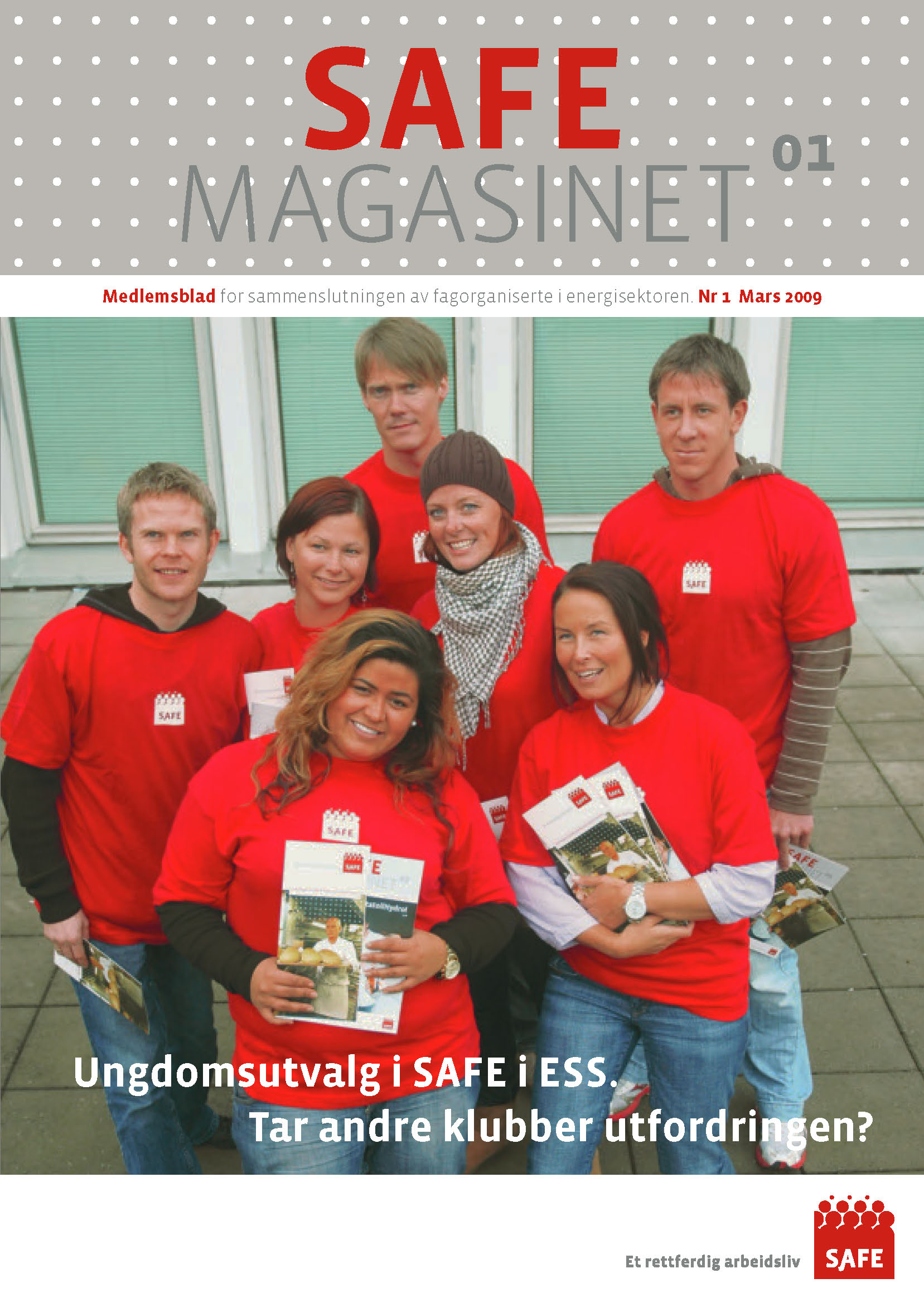SAFE Magasinet 2009 Nr 1