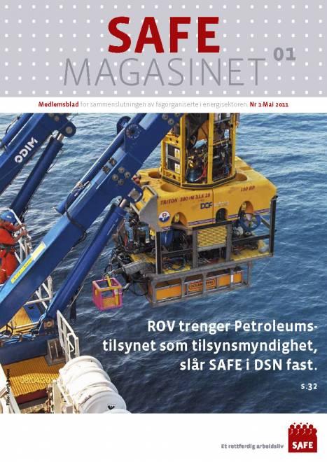 SAFE Magasinet 2011 Nr 1