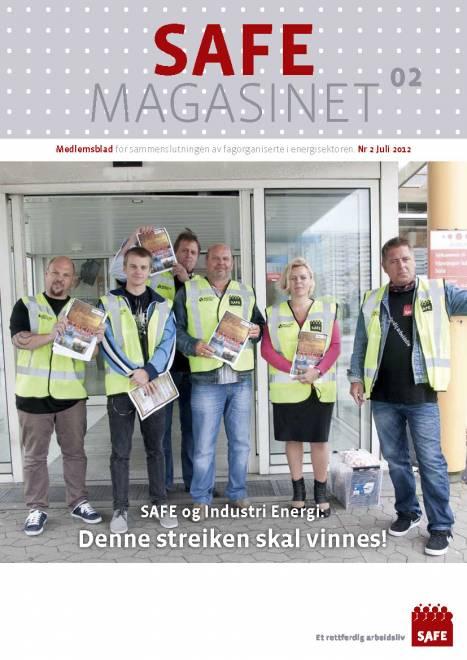 SAFE Magasinet 2012 Nr 2