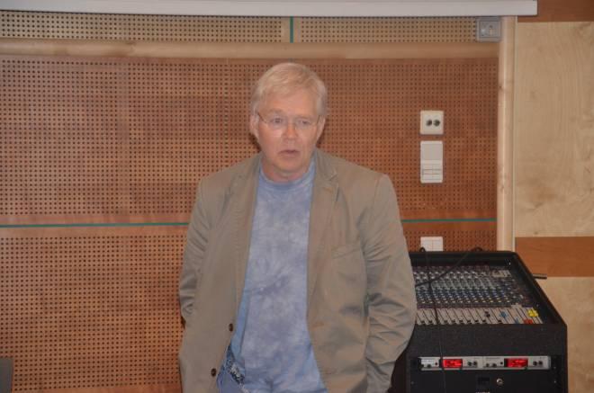 Halvor Erikstein, yrkeshygieniker og organisasjonssektretær i SAFE