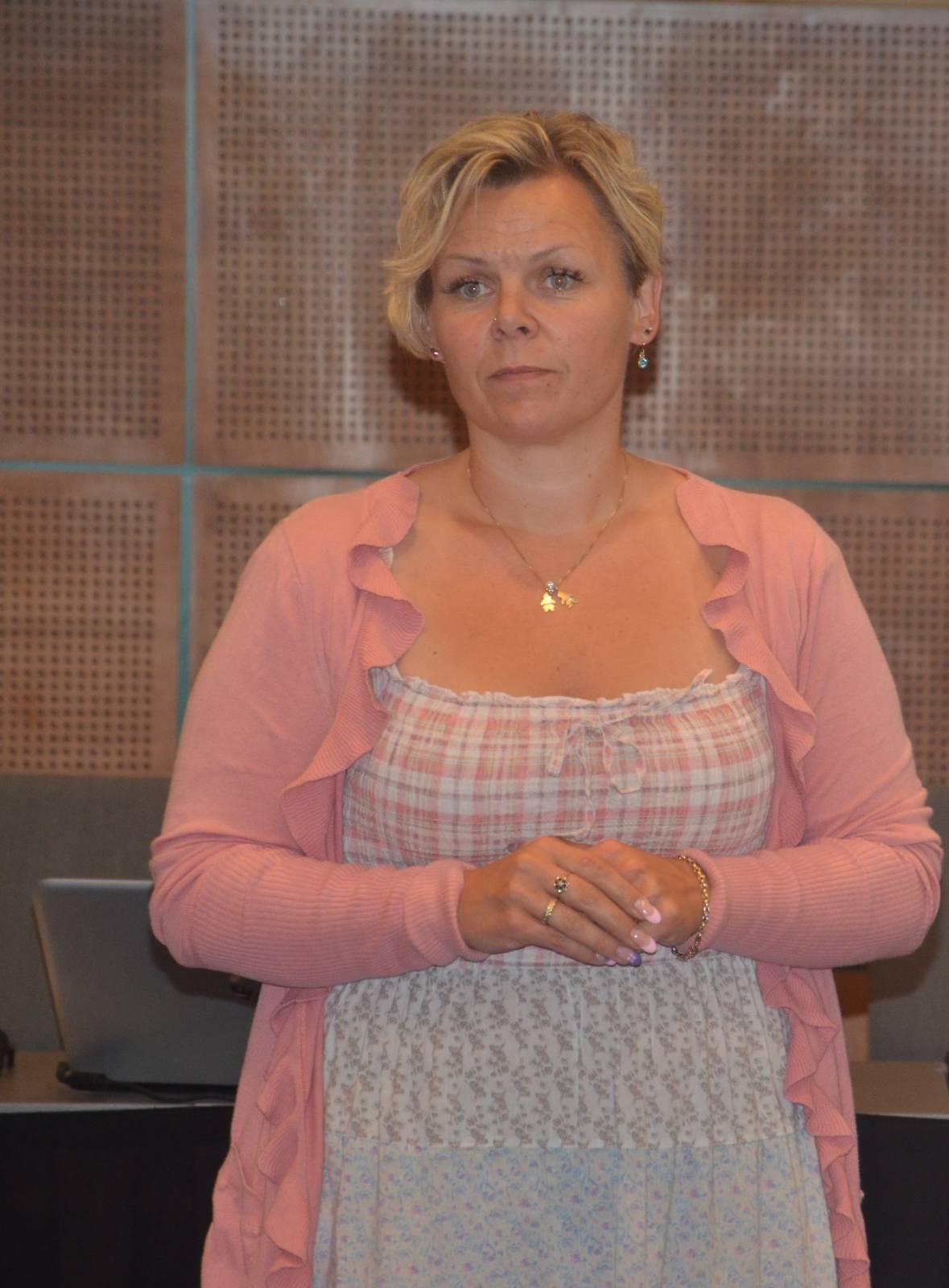 Hilde-Marit Rysst ønsket velkommen