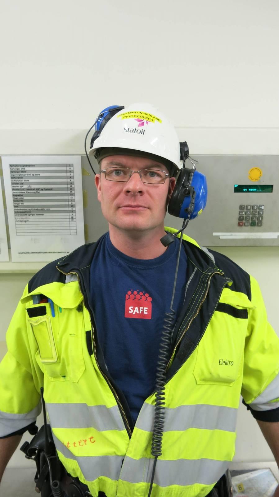 Idar Martin Herland Stolt Norsk arbeidstaker og skattebetaler