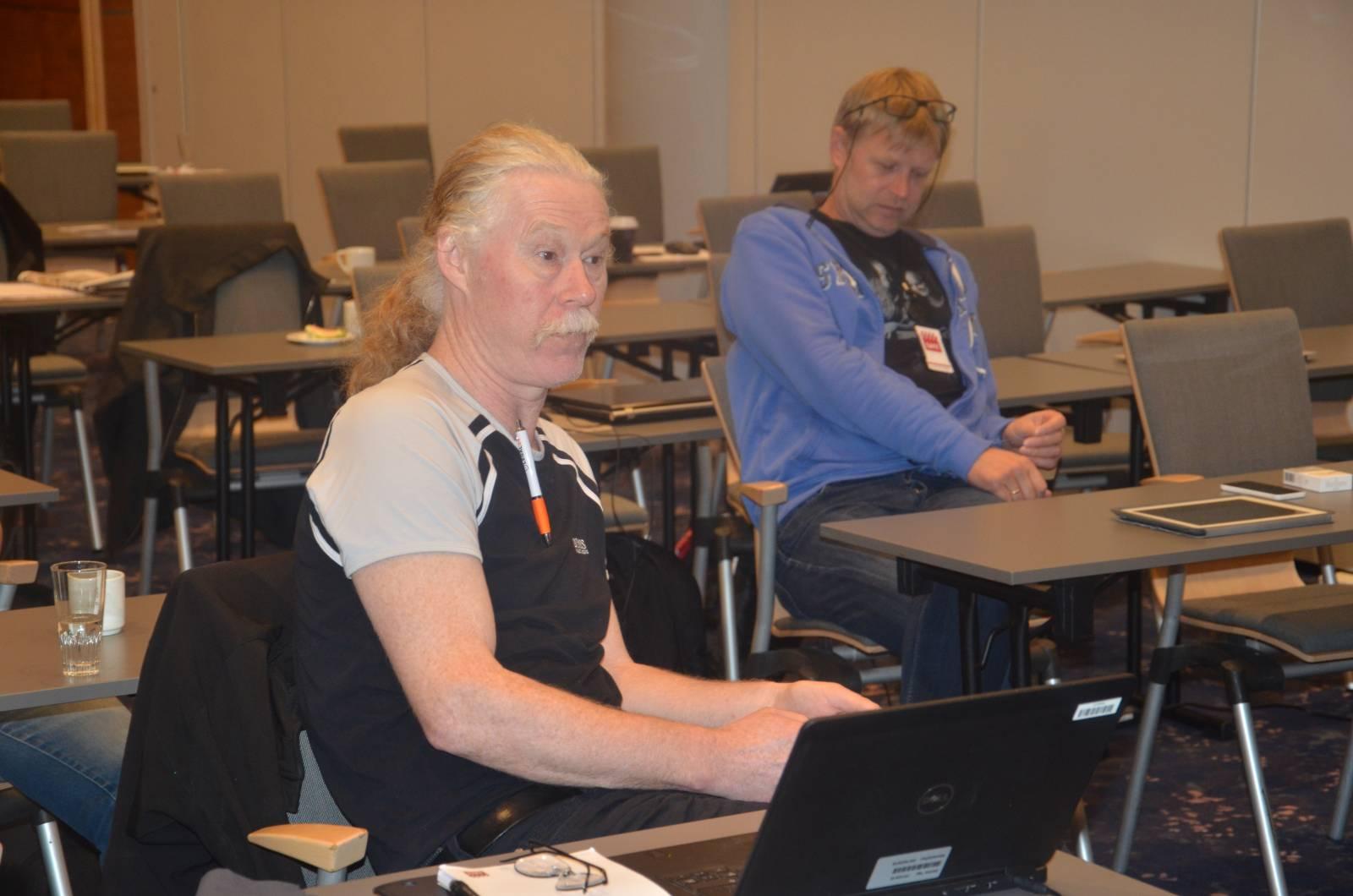 Jan Inge Nesheim har videreformidlet synspunkter fra sin klubb Esso.