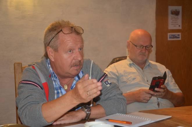 Roy Aleksandersen 1. nestleder i safe