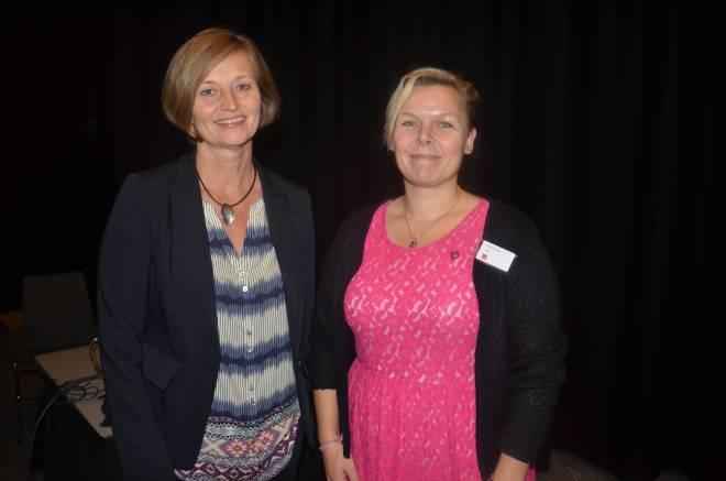 Ptil-direktør Anne Myhrvold og SAFE-leder Hilde-Marit Rysst
