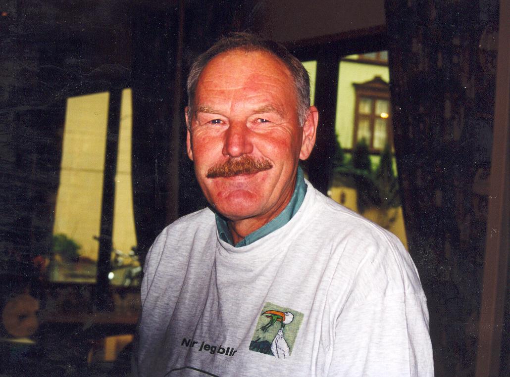 Øyvind Hvalen