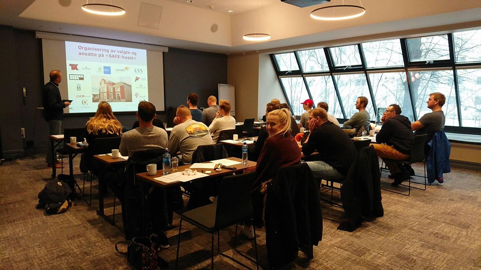 SAFE Ung-seminar