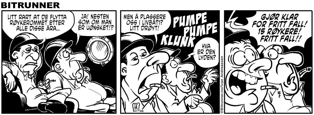 Fra BITRUNNER har vi fått denne tegneseriestripen som illustrerer Herland-saken