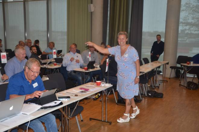 Hilde-Marit Rysst er åpen for gode replikker