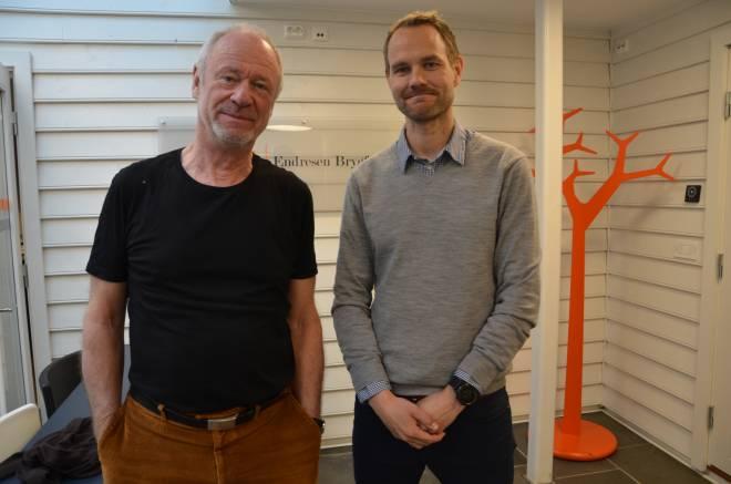 Advokatene Bent Endresen og Bjørn Inge Waage førte saken for SAFE i tingretten.