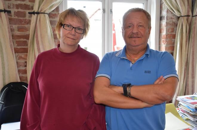 Reidun Ravndal og Roy Aleksandersen