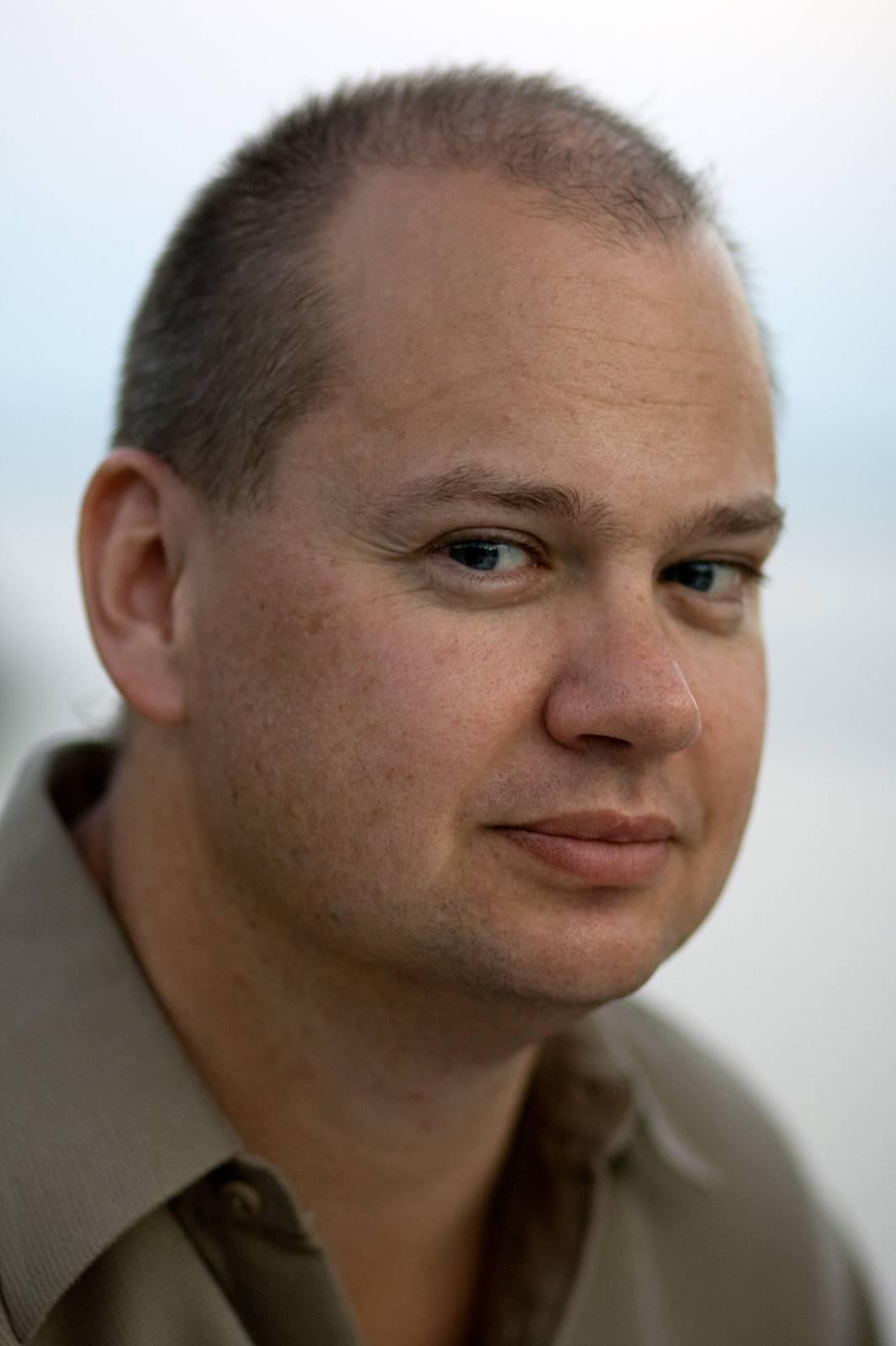 Frode Fanebust, historiker, siviløkonom og forfatter.