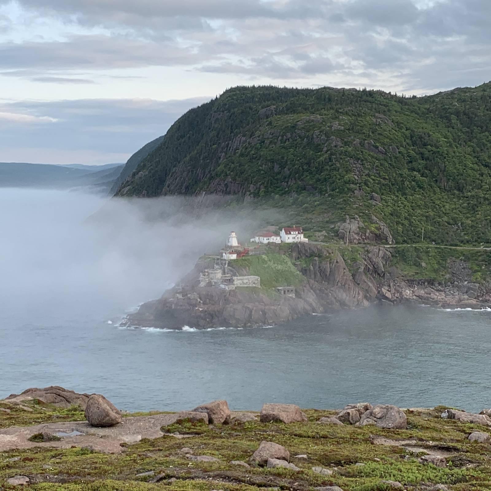 St. Johns på Newfoundland