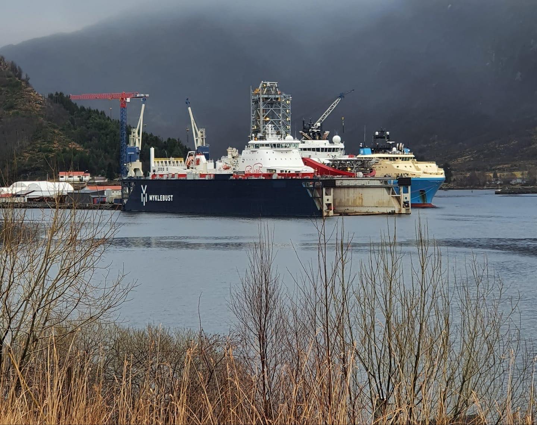 AKOFS Seafarer. Foto: Kai Morten Anda