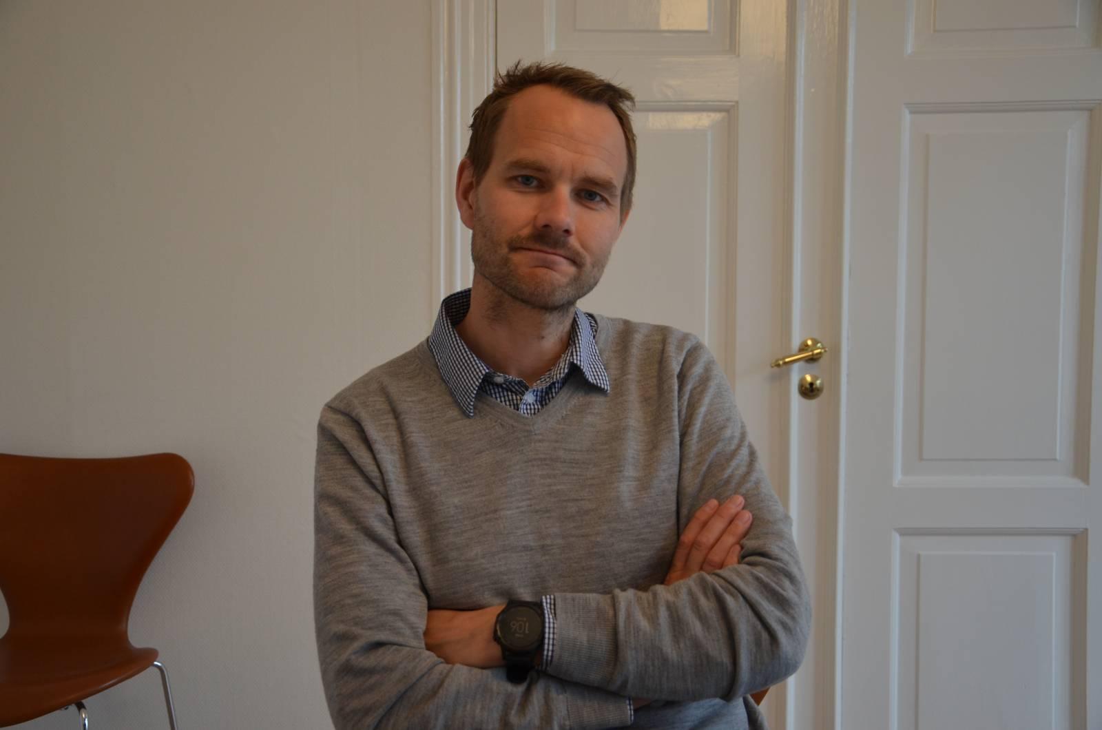Advokat Bjørn Inge Waage