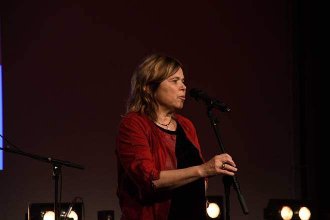 Marie Smith-Solbakken. Foto Mette Møllerop