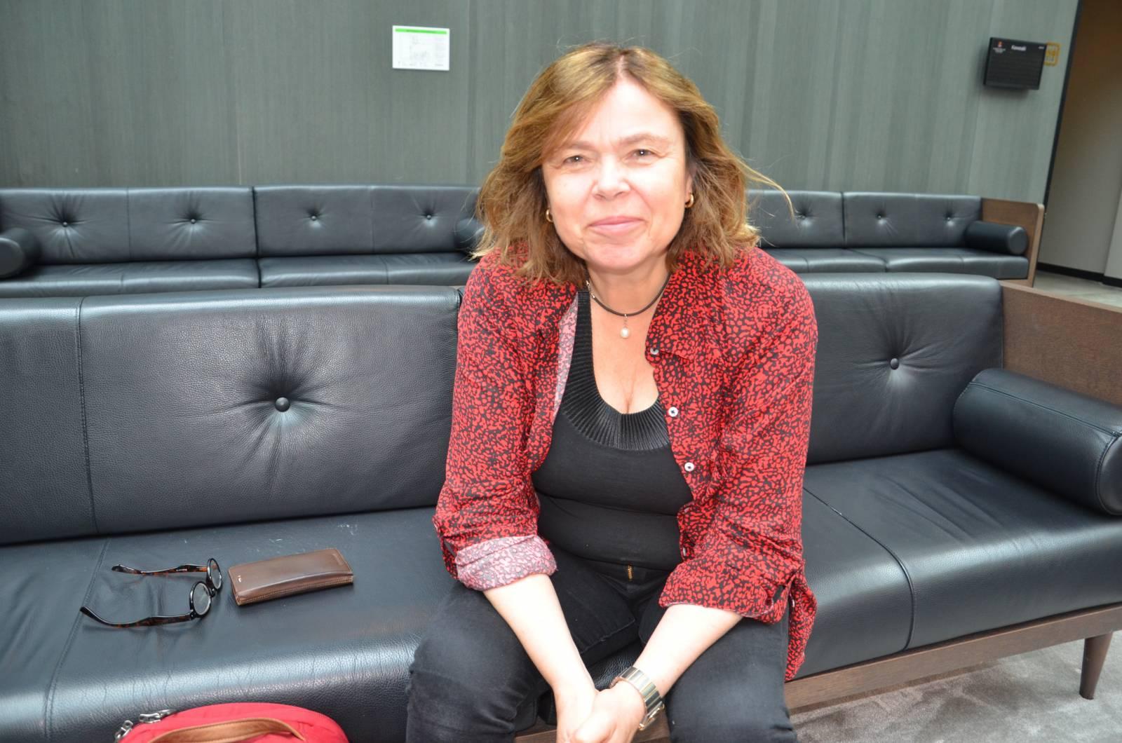 Marie Smith-Solbakken Foto Mette Møllerop