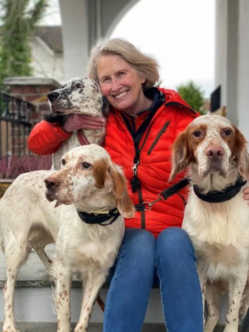 Hva nå? Ja det er et godt spørsmål. Jeg gleder meg til et enda mer aktivt friluftsliv, med mye jakt og trening av hunder.