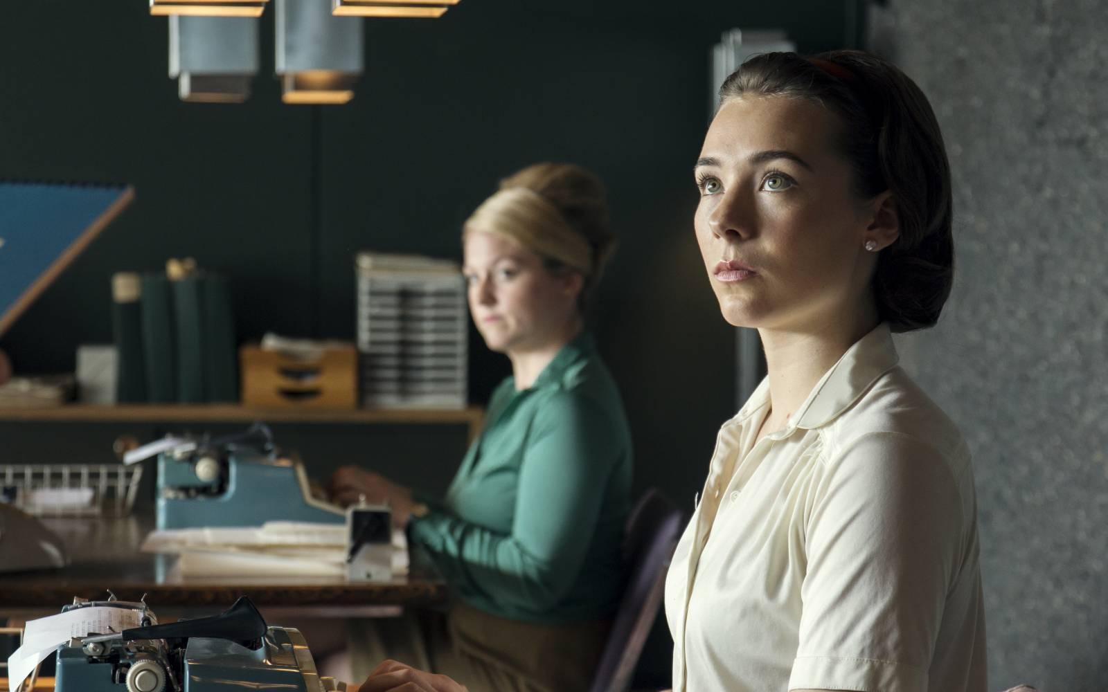 Anna og sekretærene- Foto: Petter Skafle Henriksen/NRK/Maipo Film