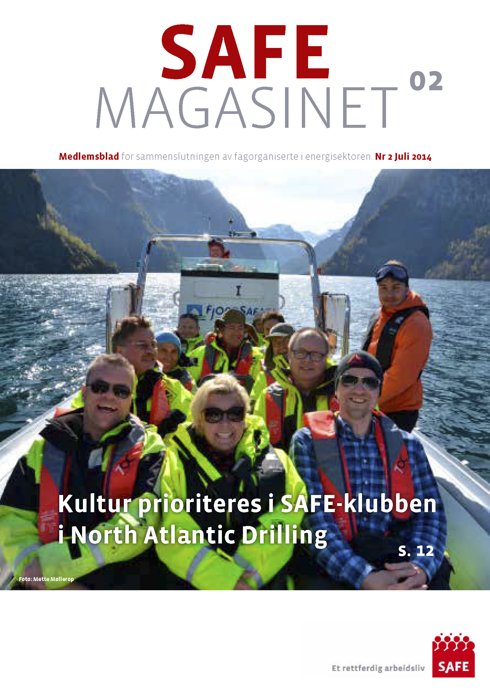 SAFE Magasinet 2014 Nr 2