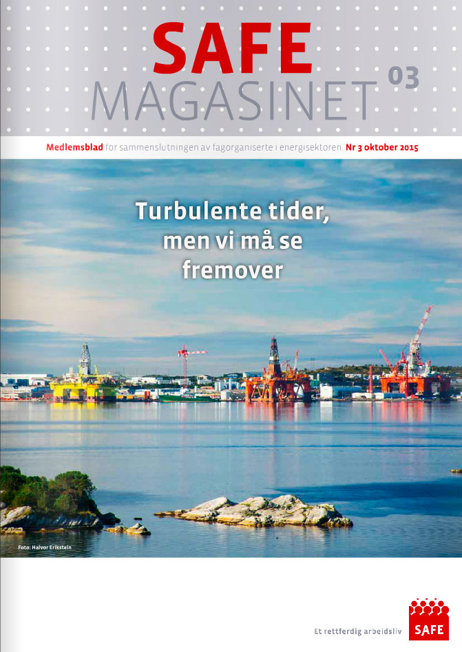 SAFE Magasinet 2015 Nr 3