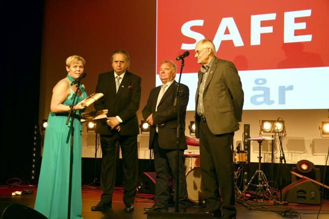 SAFE - på oljearbeidrnes side i 40 år